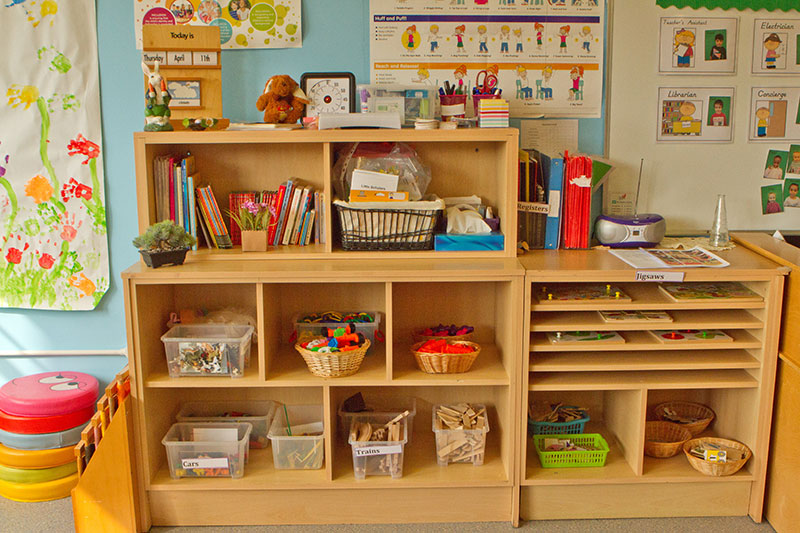 Little Scholars Montessori Facilities